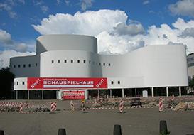 Neu-Dusseldorf-Schauspielhaus